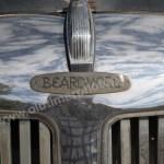 Beardmore Mk 7 Paramount Taxi mit Logo Beardmore