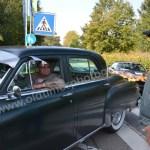 Chrysler Imperial von 1952 bei der Einfahrt
