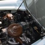 Fiat 1500 Spider Motorraum