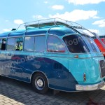 Kässbohrer Setra S6 umgebaut zum Wohnmobil