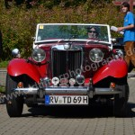 MG TD Roadster (1950–1953)