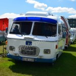 Mercedes Benz L206 DG Orion Camper