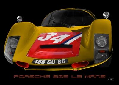 Porsche 906 Langheck
