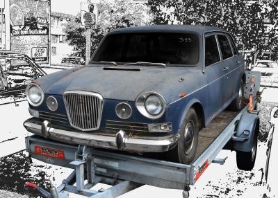 Wolseley 18/85 Mk 2 for sale