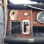 Wolseley 18/85 Mk II mit Lüftungsregler und Automatikschaltung