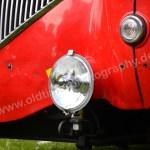 Austin-Healey 100M Nebelscheinwerfer