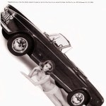 Fiat 1500 Spider Werbung Advertising