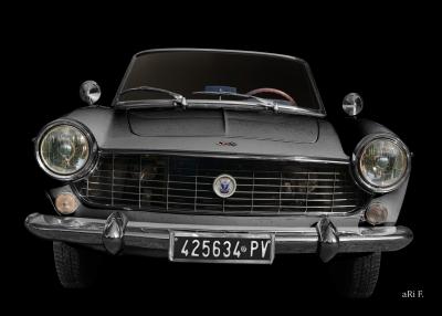 Fiat 1500 Spider (1963-1966)