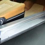 NSU Ro 80 Türeinstiegsblech vorn geriffelt