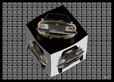 NSU Ro 80 Auto des Jahres 1967