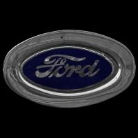 Logo auf Ford A von 1930