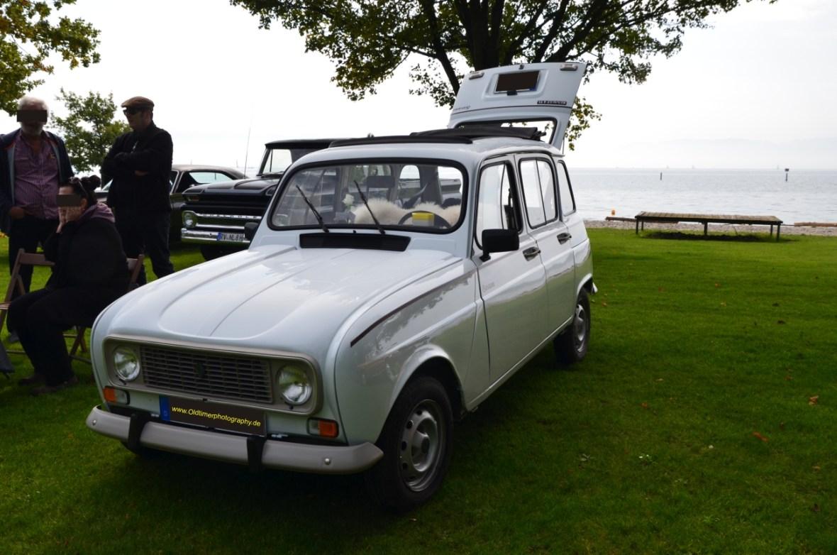 Renault 4 TL Savane von 1991