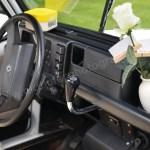 Renault 4 mit 4-Gang Revolvergangschaltung