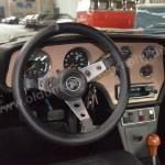 VW SP2 Innenansicht Instrumententafel mit Lenkrad
