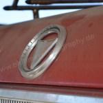 Plymouth Valiant Convertible Detailheckansicht
