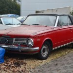 Plymouth Valiant Convertible Signet 2-door