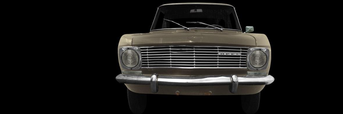 OPEL Kadett A Coupé 1962-1965