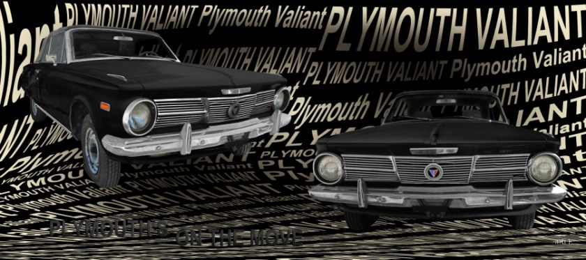 Plymouth Valiant Signet 2-door Convertible