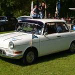 BMW 700 bei einem Oldtimertreffen