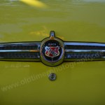 Buick Century Sedan Serie 60 mit Logo Buick am Kofferraumdeckel