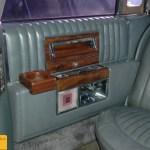 Cadillac Fleetwood Brougham Seitentüre mit Bedienungselemente für Fensterheber, Aussenspiegel, Türgriff und Aschenbecher