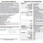 Excalibur Series 4 Catalog P7