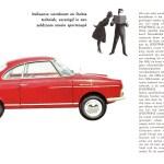 NSU Sport-Prinz 1966 Werbung Netherland