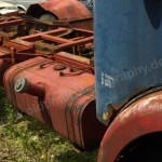 OM tigrotto LKW Ansicht Treibstoffbehälter