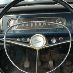 Opel Kadett A Coupe mit Lenkrad, Wassertemerperatur Tachometer Benzinfüllzeiger usw.