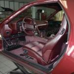 Porsche 928 GT Interieur