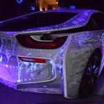 BMW i8 Design-Car Heckansicht im MAC 2018