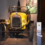 Citroen HP 5 von 1922 im MAC Museum Art & Cars Singen