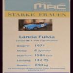 Lancia Fulva Coupe HF 2 technische Daten