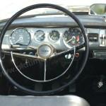 Opel Kadett A Spider Interieur/Instrumententafel