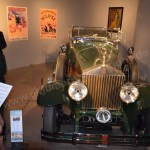 "Rolls-Royce Phantom I Brewster Derby 1928 im MAC Msueum Art & Cars 2018 ""Starke Frauen"""