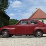 Volvo PV 544 Sport frisch restauriert, TÜV und H-Kennzeichen bekommen!