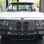 BMW 2000 CA vor der Bildbearbeitung