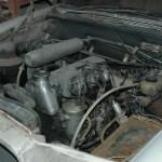 Mercedes-Benz W 110 200 D Dieselmotor