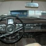 Mercedes-Benz W 110 200 D Interieur