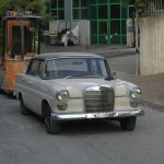 Mercedes-Benz W 110 200 D 1965-1968