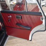 Mercedes-Benz W 110 190 Seitentüre hinten mit Fensterkurbel und Aschenbecher
