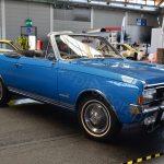 Opel Commodore A Cabriolet fertig eingeparkt?