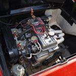 Alpine A110 mit eingebauten Motoren von 1,0–1,8 Liter (35–129 kW)
