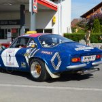 Alpine A110 im Racing-Look