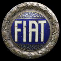 Logo Fiat 514 Rennwagen (1932-1933)