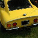 Opel GT Heckansicht