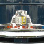 Opel Olympia Logo vorn