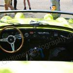 Triumph TR3 Interieur