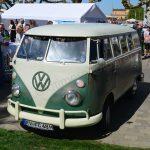 VW Bus Typ 1 ebenfalls in Langenargen