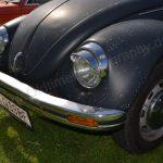 VW Käfer Scheinwerfer-Schirmchen